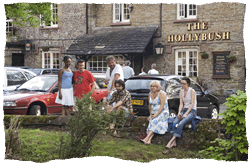 Visit the Hollybush